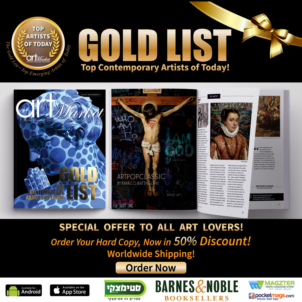 Gold List Art Market Magazine