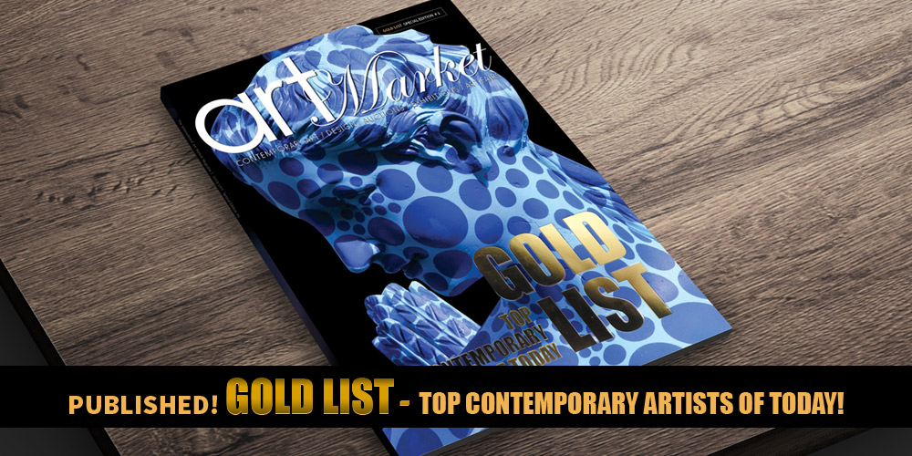 Art Market Magazine Gold List Special Edition #1