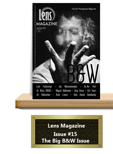 Lens Magazine Issue#15- The Big B&W issue