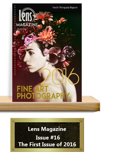 Lens Magazine Issue 16 -2016 first Issue -