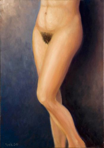 nataly's-anatomy-oil-on-board70x50