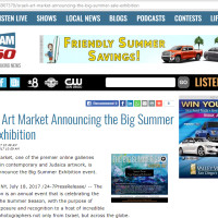 Summer Exhibition 2017 on AM760