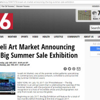 Summer Exhibition 2017 on newschannel6now